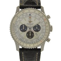 Breitling Navitimer 50th Anniversary Stainless Steel A41322