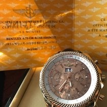 Breitling for Bentley 6.75 Rose Gold Depl Clasp 48 mm (Full Set)