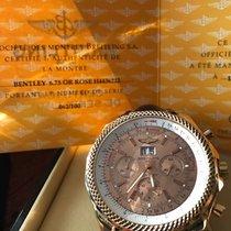 Breitling for Bentley 6.75 Rose Gold Depl Clasp 48 mm (Full Set)