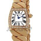 Cartier La Dona Mini 18k Rose Gold Diamond Watch WE60086I