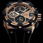 Concord C1 rose gold chronograph
