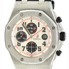 Audemars Piguet Royal Oak Offshore Panda Dial Leather Strap