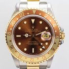 Rolex GMT Master II Brown Dial