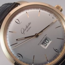Glashütte Original Senator Sixties Panorama Datum Gold