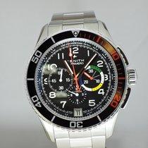 Zenith El Primero Stratos Fly-Back Chronograph