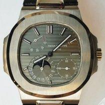 Patek Philippe Nautilus White Gold Tiffany Dial 5712G