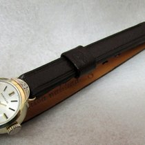 Princesse Vintage golden diamond watch, serviced