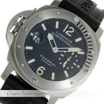 Panerai Luminor Submersible Chronopassion ltd. Stahl PAM00239