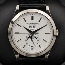 Patek Philippe - Annual Calendar - 5396g - White Gold - 39mm-...