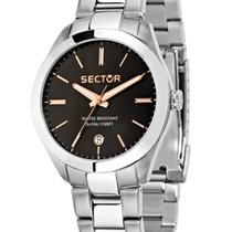 Sector R3253588507 - 120, Time only - Lady - 41x36 mm