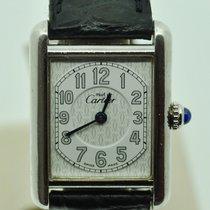 Cartier Must de Cartier Silver