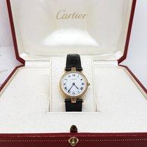 Cartier VLC SM 3Gold Quartz Lady