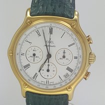 Ebel 911 Chronograph 18k Gelbgold