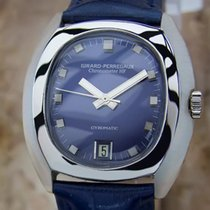 Girard Perregaux 1970s Automatic Swiss Made Stainless Steel...