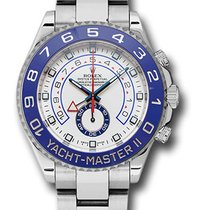 Rolex 116680 Perpetual Yacht-Master II Stainless Steel...