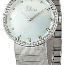 Dior Baby D Diamond Ladies Watch