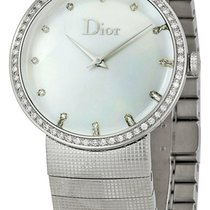Dior Baby D Diamond Ladies Watch