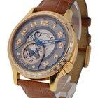 Chopard L.U.C Tech Twist in Yellow Gold with Diamond Baguette...
