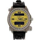 Breitling Men's Breitling Emergency Superquartz Titanium...