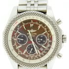 Breitling For Bentley Motors Chronograph Stainless Steel