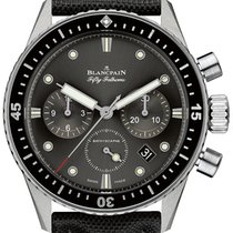 Blancpain Fifty Fathoms Bathyscaphe Flyback Chronograph 43mm...