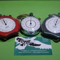 heuer leonidas tris cronometer split seconds and two stopwatch