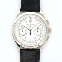 Patek Philippe White Gold Chronograph Ref. 5170G