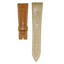 Breguet -beige Alligator Leather Strap