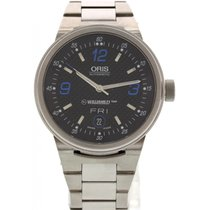 Oris Men's Oris Williams F1 Stainless Steel Watch 7560