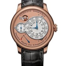 F.P.Journe Chronometre Optimum in Rose Gold