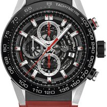 TAG Heuer Carrera Caliber Heuer 01 Skeleton 45mm car2a1z.ft6050