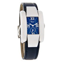 Chopard La Strada Ladies Leather Band Swiss Quartz Watch...