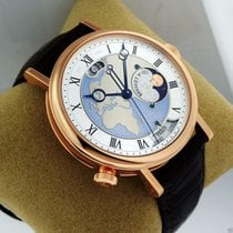 Breguet Classique Hora Mundi 5717br/eu/9zu Europe and Africa NEW