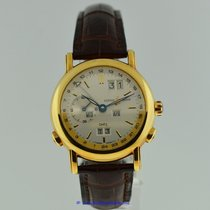 Ulysse Nardin GMT +/- Perpetual 321-22 Pre-Owned