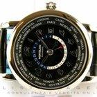 Montblanc Star GMT in acciaio Nero AUT
