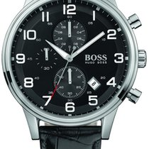 Hugo Boss Gents Chrono 1512448 Herrenchronograph Zeitloses Design