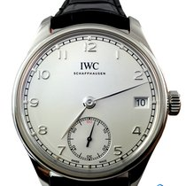 IWC Portuguese Hand Wound Eight Days  incl 19% MWST