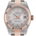 Rolex Datejust Lady Stahl Roségold Automatik Oyster Armband...