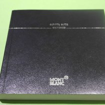 Montblanc vintage booklet  warranty  papers newoldstock