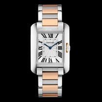 Cartier W5310043 Tank Anglaise MM Rose Gold