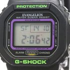 Casio G-shock Evangelion Unit 01 Quartz Mens Watch Dw-5600vt...