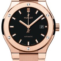 Hublot Classic Fusion Automatic Gold 42mm 548.ox.1180.ox