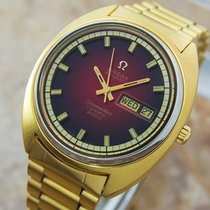 Omega Rare Cosmic 2000 Vintage Collectible Mens Jumbo Watch P10