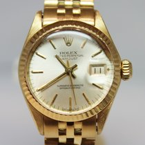 Rolex Datejust Lady  Ref 6917 - Yellow Gold - Great Condition