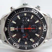 Omega Seamaster Chronograph Americas Cup Racing - Omega Revision