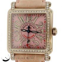 Franck Muller Conquistador Cortez 10000 L Sc Custom Diamonds...
