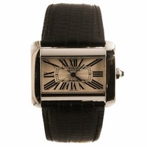 Cartier Tank Divan W6300755 Watch (Pre-Owned)