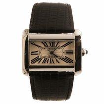 Cartier Tank Divan W6300755 Watch (Pre-Owned)