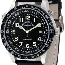 Zeno-Watch Basel Minutes Timer Monochrono Minute Stop