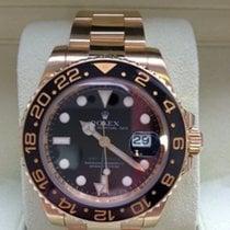 Rolex GMT-Master II Gelbgold Ref. 116718LN LC100